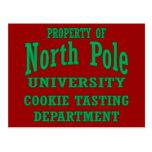 Cookie Tasting Department Postcards