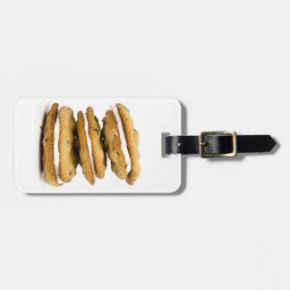 Cookie Tower Luggage Tag