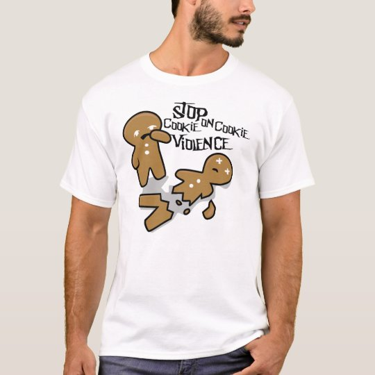 Cookie Violence T-Shirt