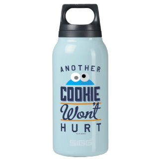 Cookie Won't Hurt Insulated Water Bottle