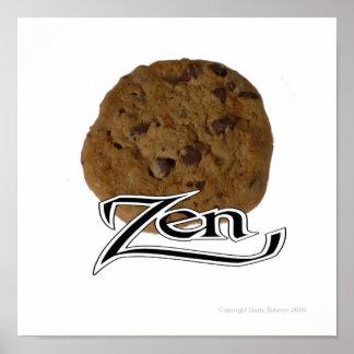 Cookie Zen Print