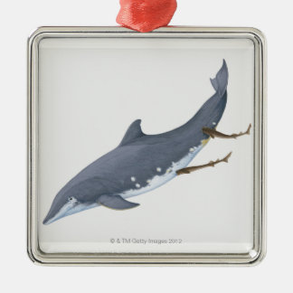 Cookiecutter Sharks Christmas Ornament