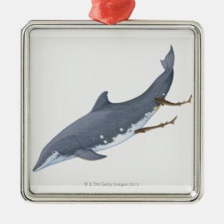 Cookiecutter Sharks Christmas Ornament