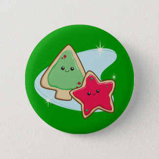 Cookies 6 Cm Round Badge