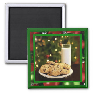 Cookies and Milk Magnet
