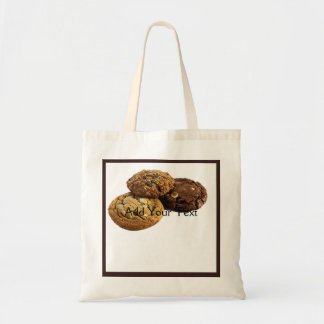 Cookies and Other Delicious Desserts on White Bag