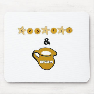 Cookies & Cream Mouse Pad