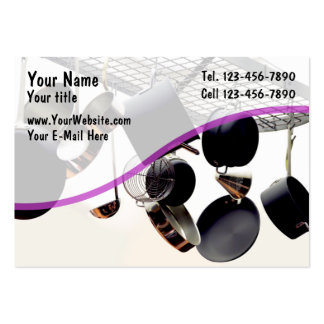 Cooking Business Cards_1a Business Card Template
