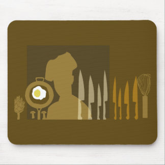 Cooking Culinary Chef Mouse Mat