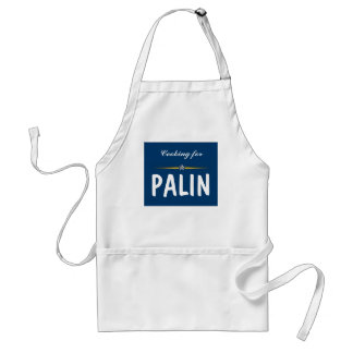 Cooking for PALIN Adult Apron