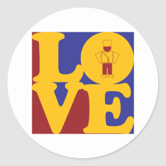 Cooking Love Stickers