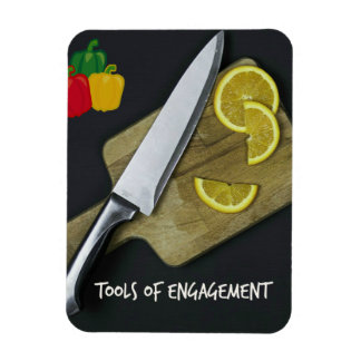 Cooking Magnet - Tools of Engagement