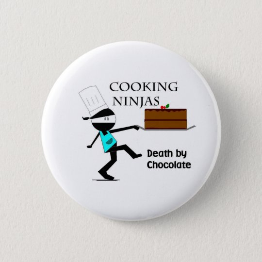Cooking Ninjas 6 Cm Round Badge