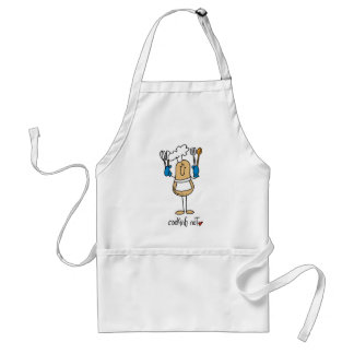 Cooking Nut Tshirts and Gifts Standard Apron