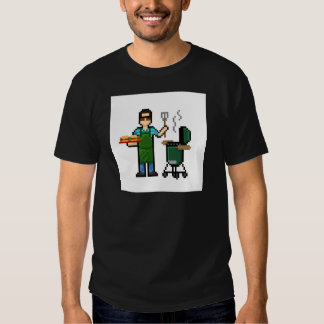 Cooking on the BGE grill Shirt