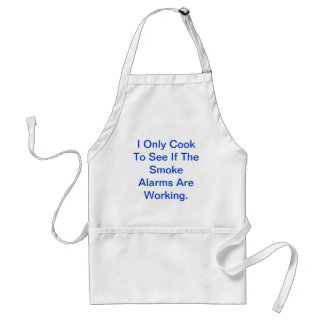 cooking! standard apron