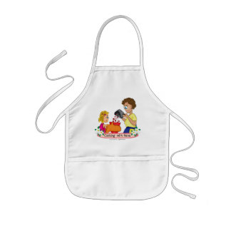 Cooking with Nana Kids Apron