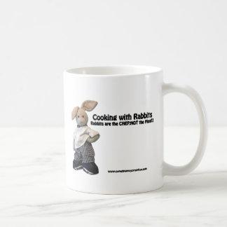 Cooking with Rabbits - Mug