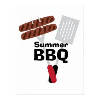 Cookout_Summer BBQ Postcards