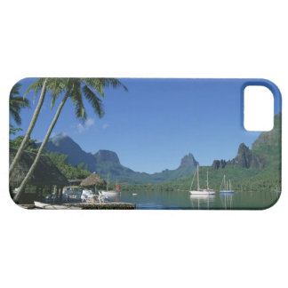 Cook's Bay, Moorea, French Polynesia Case For The iPhone 5