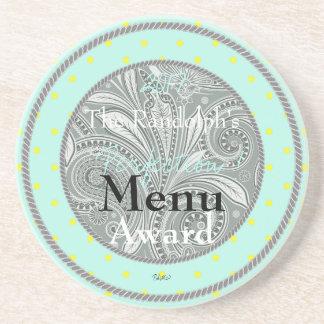 Cook's_Menu_Award(c)CELEBRATE-TEMPLATE_TYDR Coaster