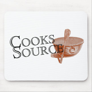 Cooks Source Mouse Pad