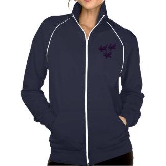 Cooktown Orchid Fleece Jacket
