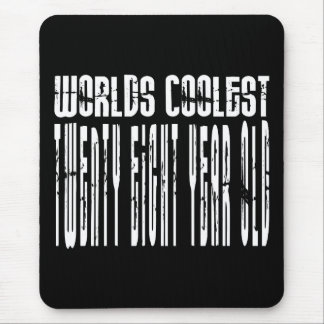 Cool 28th : Worlds Coolest Twenty Eight Year Old Mouse Pad