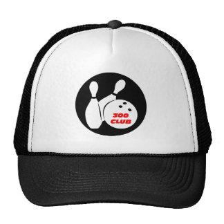 Cool 300 bowling cap