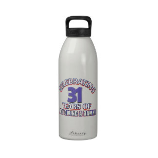 Cool 31 year old designs water bottle