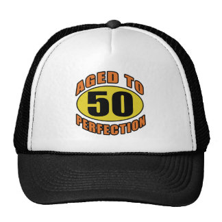 Cool 50th Birthday Gifts Trucker Hat