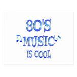 Cool 80s postcard