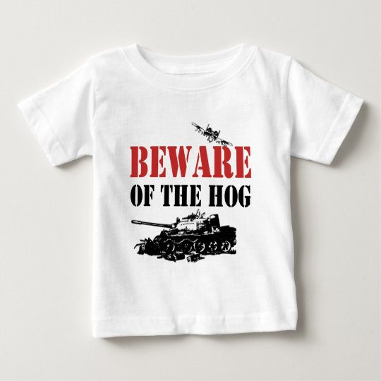 Cool A-10 Warthog Baby T-Shirt