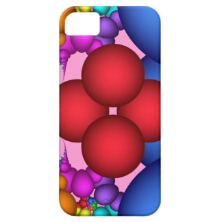 Cool abstract 3-d iPhone 5 case-mate case
