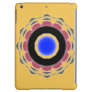 Cool abstract circle pattern case for iPad air