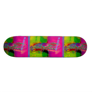 Cool Abstract Design Skateboard
