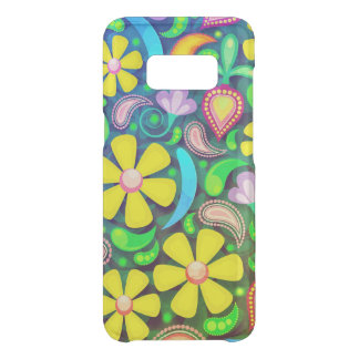 Cool Abstract Flower Design Uncommon Samsung Galaxy S8 Case