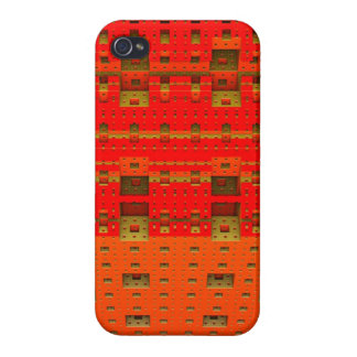 Cool abstract geometric case for the iPhone 4