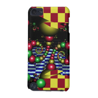 Cool abstract iPod touch case Ball tricks