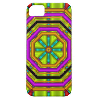 Cool abstract / kaleidope & geometric shapes iPhone 5 case
