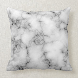 Cool Abstract Modern Marble Texture Pattern Cushion