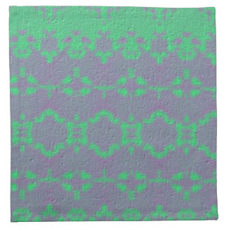 Cool abstract pattern napkin