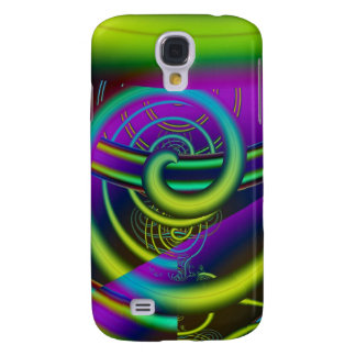 Cool abstract spiral HTC Vivid Tough Case