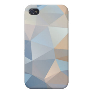 Cool Abstract Triangle Pattern Case For iPhone 4