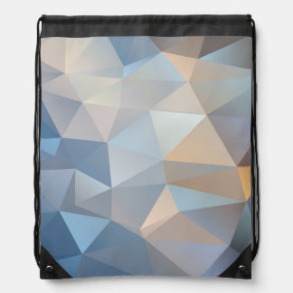 Cool Abstract Triangle Pattern Rucksack