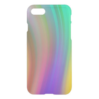 Cool Abstract Waves 1 iPhone 7 Case