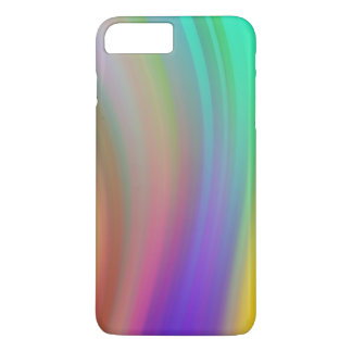 Cool Abstract Waves 1 iPhone 8 Plus/7 Plus Case