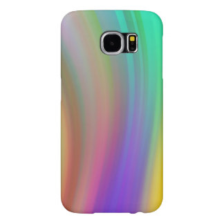 Cool Abstract Waves 1 Samsung Galaxy S6 Cases