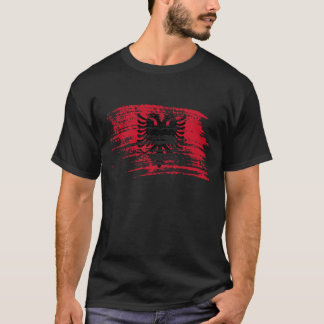 Cool Albanian flag design T-Shirt