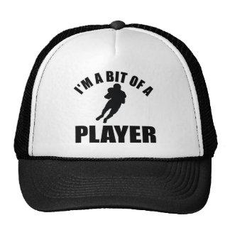 Cool American football design Trucker Hat